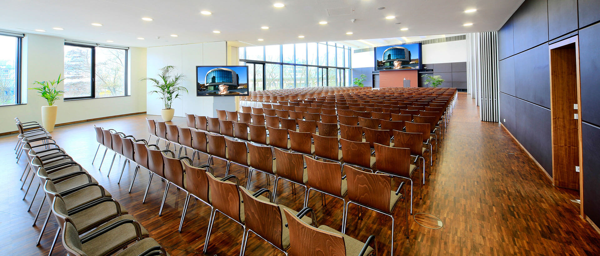 Tagungsraum Vila Alentejo im Congresszentrum Marburg