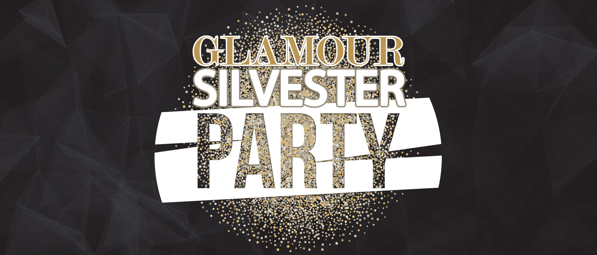 Logo Glamour Silvesterparty